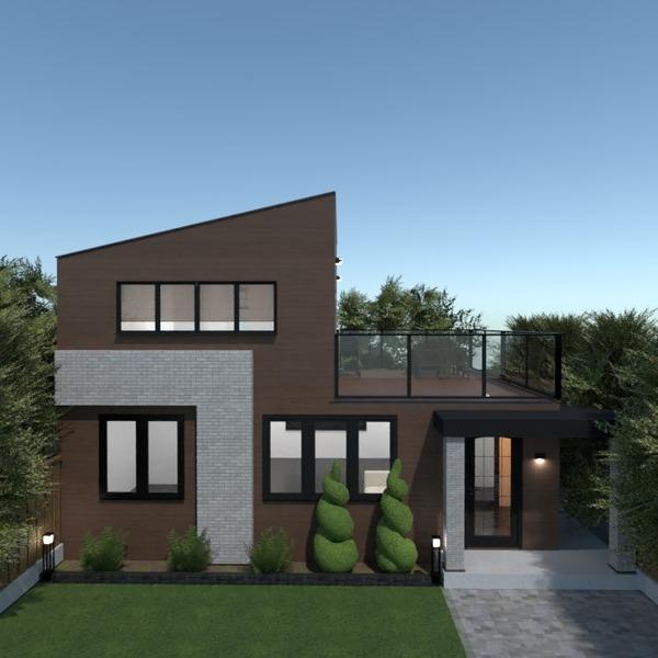 nuotraukos namas eksterjeras apšvietimas namų apyvoka аrchitektūra idėjos