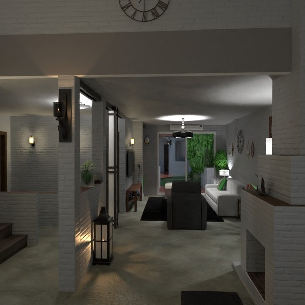 fotos casa área externa reforma utensílios domésticos arquitetura ideias