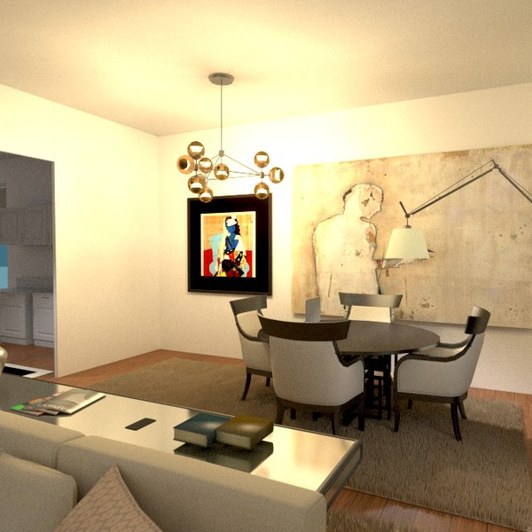 foto appartamento decorazioni saggiorno sala pranzo idee
