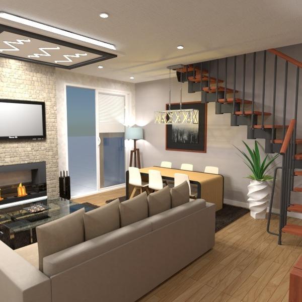 fotos apartamento muebles decoración hogar comedor ideas