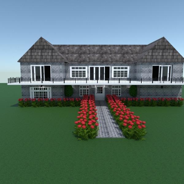идеи дом терраса освещение ландшафтный дизайн архитектура идеи