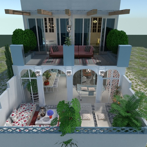 nuotraukos namas terasa baldai dekoras vonia miegamasis svetainė virtuvė eksterjeras apšvietimas renovacija valgomasis prieškambaris idėjos