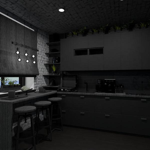 fotos apartamento mobílias decoração faça você mesmo cozinha iluminação reforma utensílios domésticos cafeterias sala de jantar despensa ideias