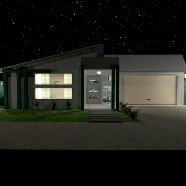 foto casa garage oggetti esterni illuminazione paesaggio architettura vano scale idee