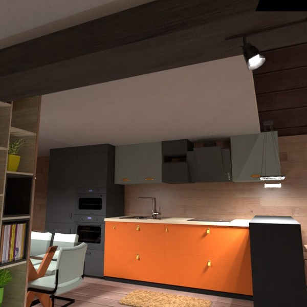 идеи дом кухня освещение идеи
