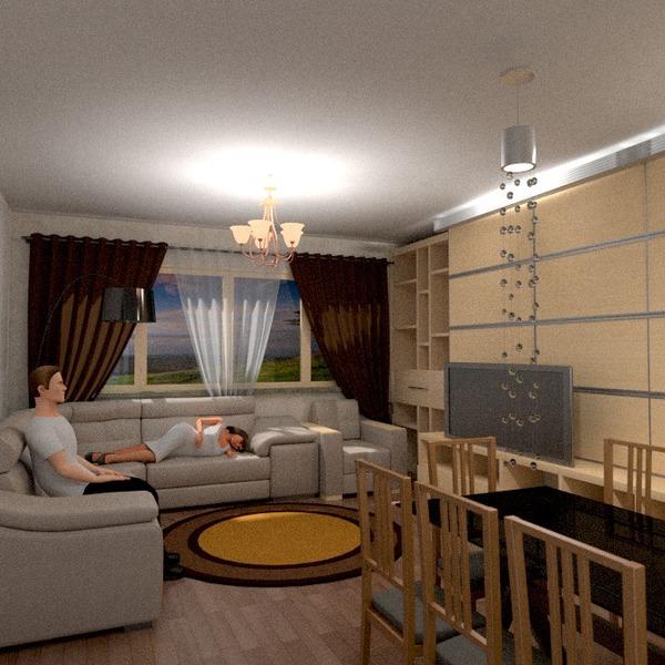 photos appartement salon eclairage salle à manger idées