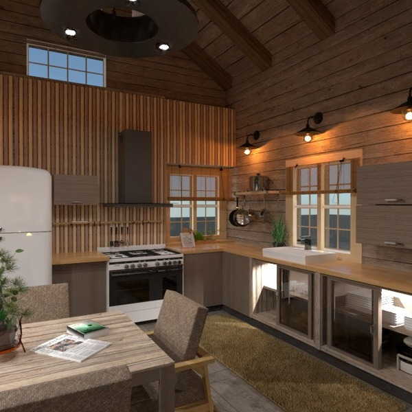 nuotraukos namas baldai svetainė virtuvė idėjos