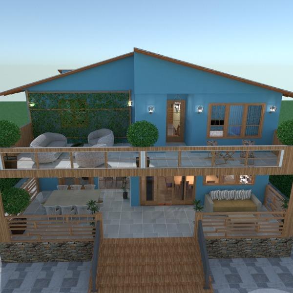nuotraukos butas namas terasa eksterjeras apšvietimas renovacija kraštovaizdis аrchitektūra idėjos