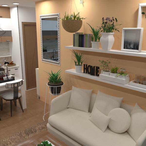 fotos wohnung wohnzimmer küche beleuchtung ideen