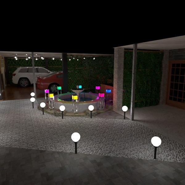 photos maison terrasse décoration garage extérieur idées