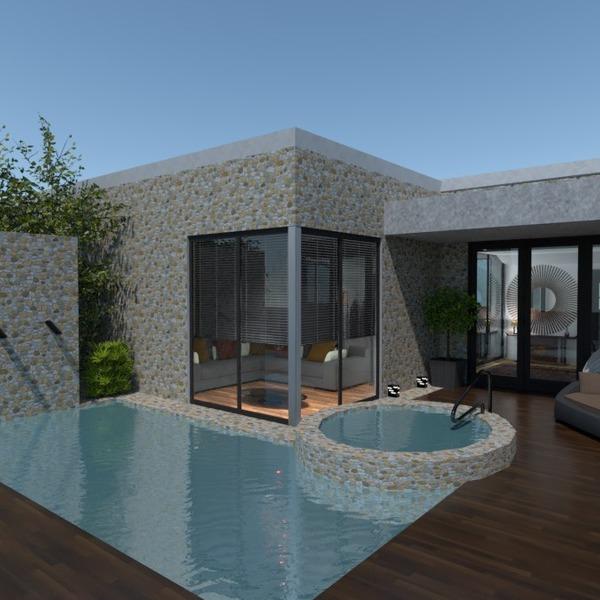 foto casa veranda oggetti esterni rinnovo architettura idee