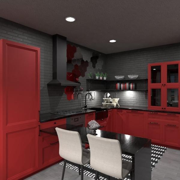 fotos apartamento mobílias cozinha ideias