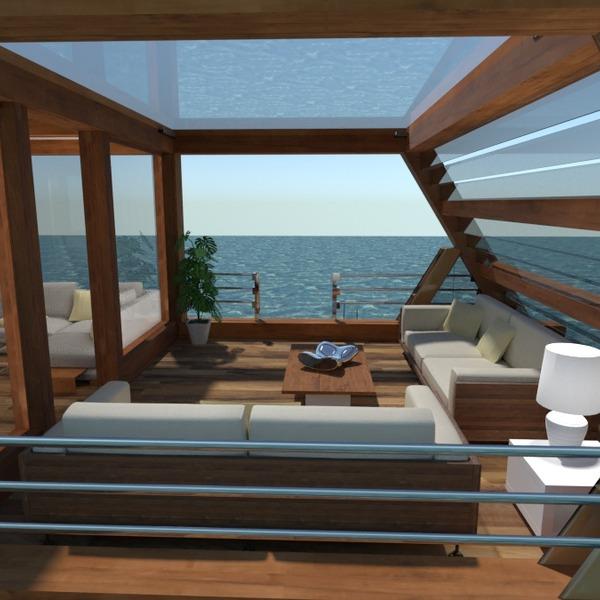 photos maison terrasse salon extérieur idées