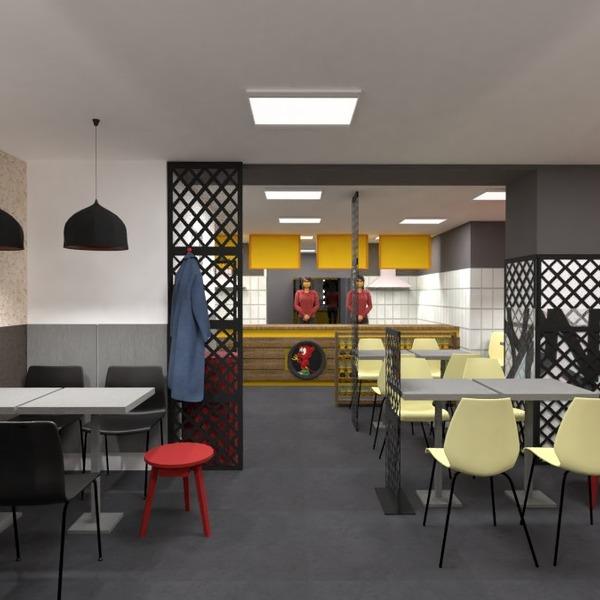 fotos mobílias decoração iluminação reforma cafeterias ideias