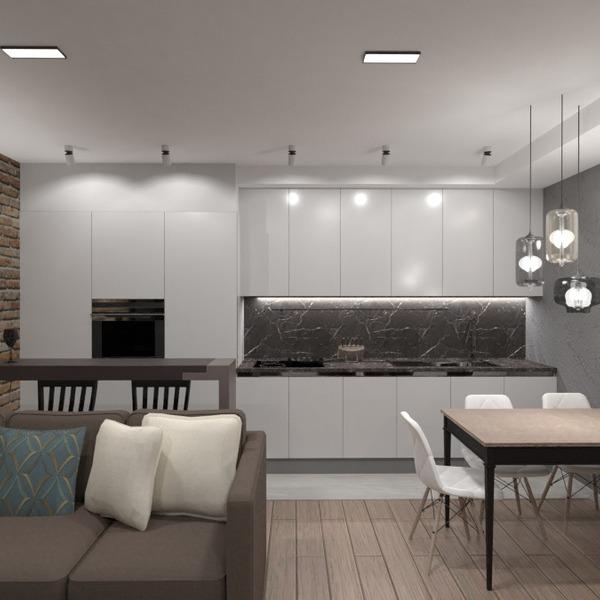 fotos wohnung haus wohnzimmer küche beleuchtung renovierung haushalt esszimmer architektur lagerraum, abstellraum studio ideen