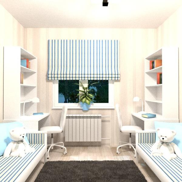 zdjęcia mieszkanie meble pokój diecięcy pomysły