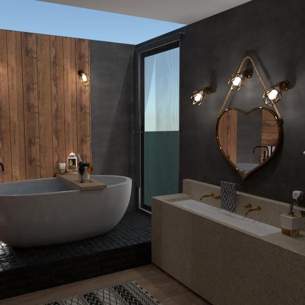 nuotraukos vonia miegamasis biuras аrchitektūra idėjos