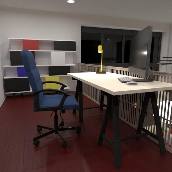 photos meubles décoration bureau eclairage studio idées