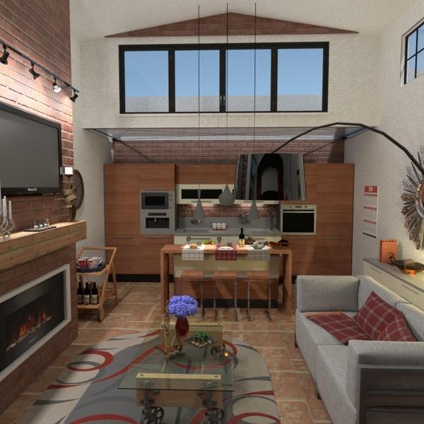photos maison salon cuisine idées
