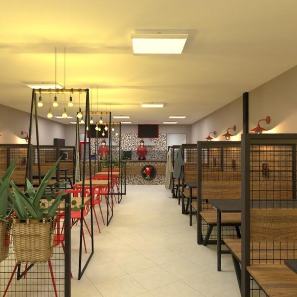 photos meubles eclairage café salle à manger studio idées