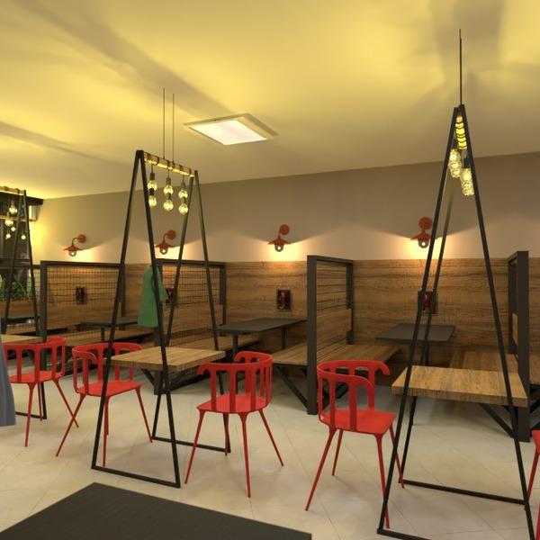 nuotraukos baldai dekoras biuras apšvietimas kavinė idėjos