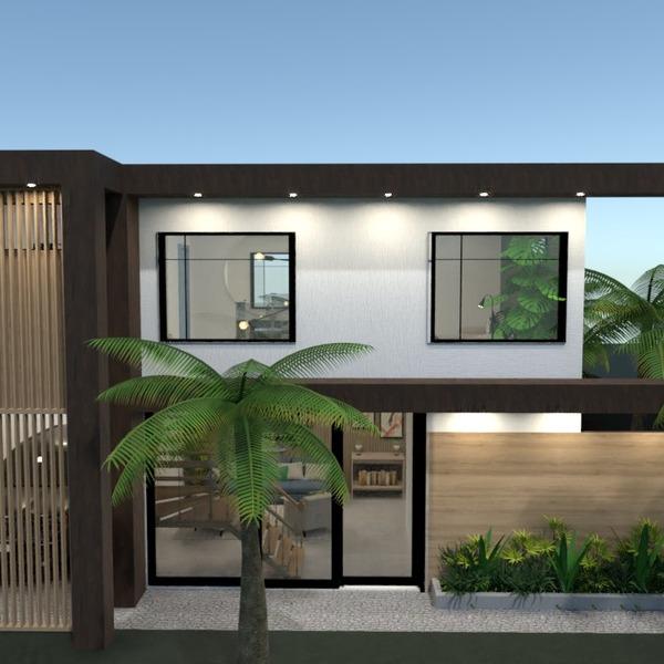 nuotraukos namas eksterjeras apšvietimas kraštovaizdis аrchitektūra idėjos