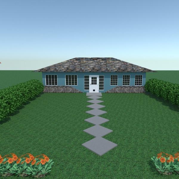fotos casa paisaje arquitectura ideas