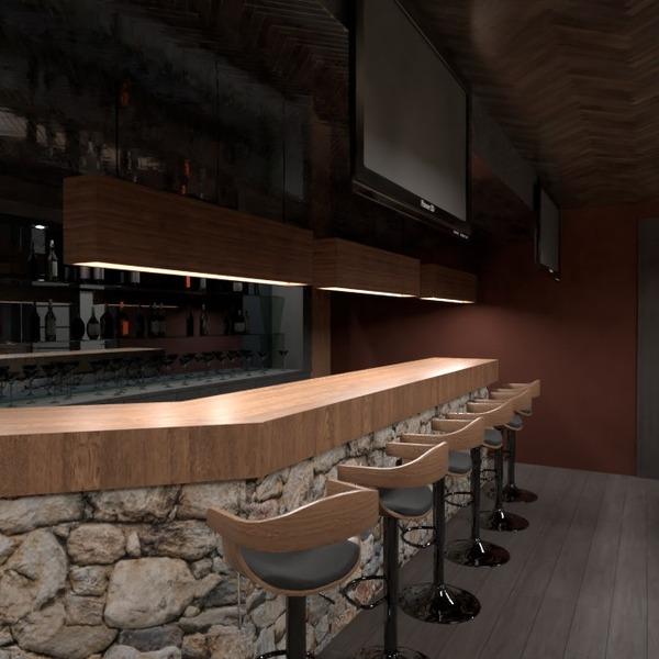 fotos iluminação cafeterias arquitetura ideias