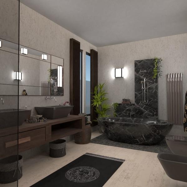 nuotraukos namas dekoras vonia idėjos