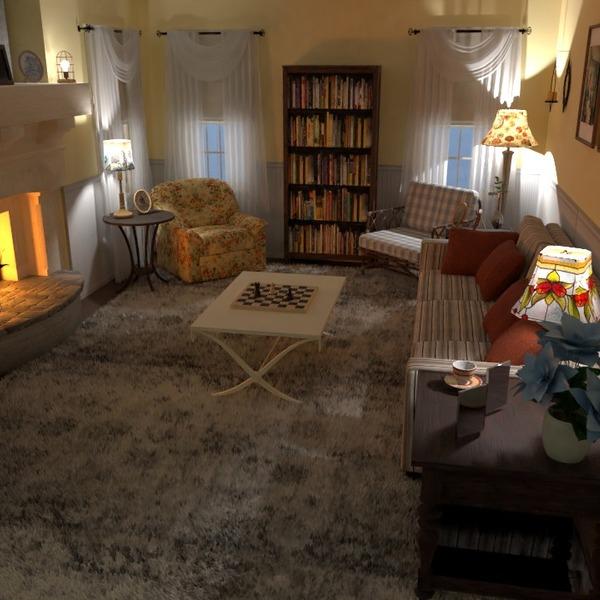 fotos casa mobílias decoração quarto utensílios domésticos ideias