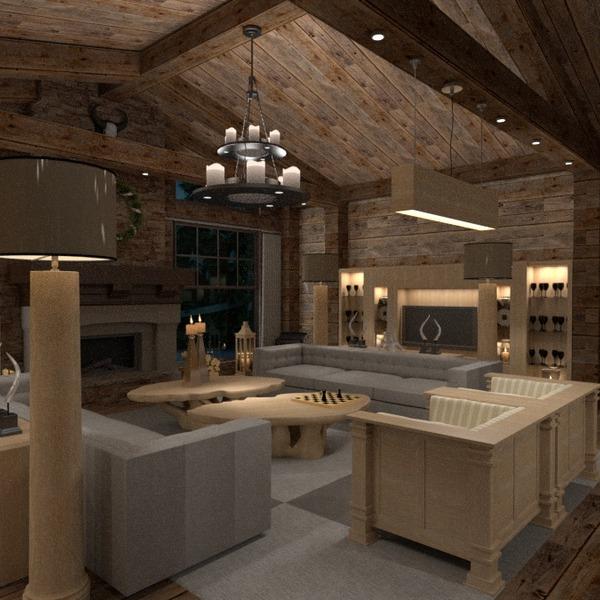 идеи дом терраса мебель декор гостиная освещение хранение идеи
