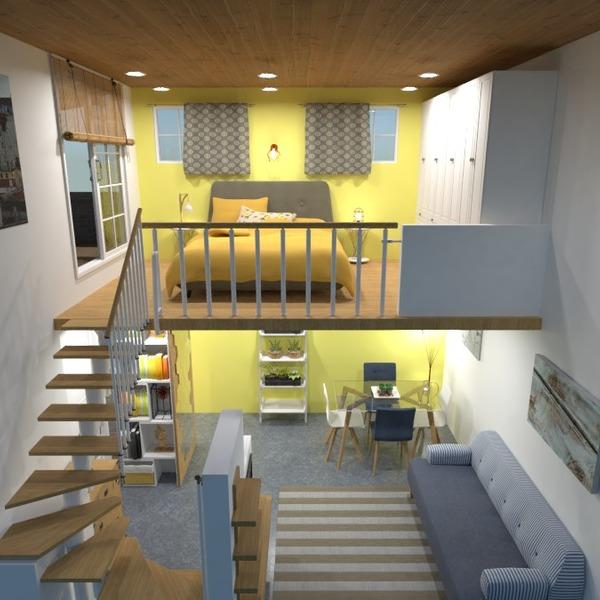 fotos apartamento mobílias decoração quarto arquitetura ideias