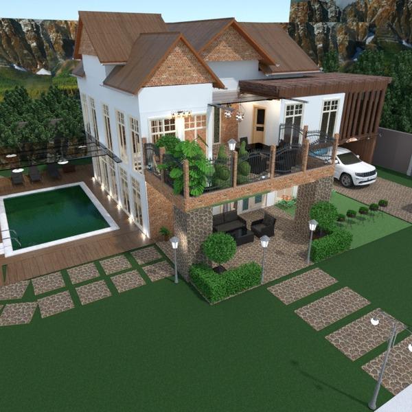 photos maison terrasse décoration idées