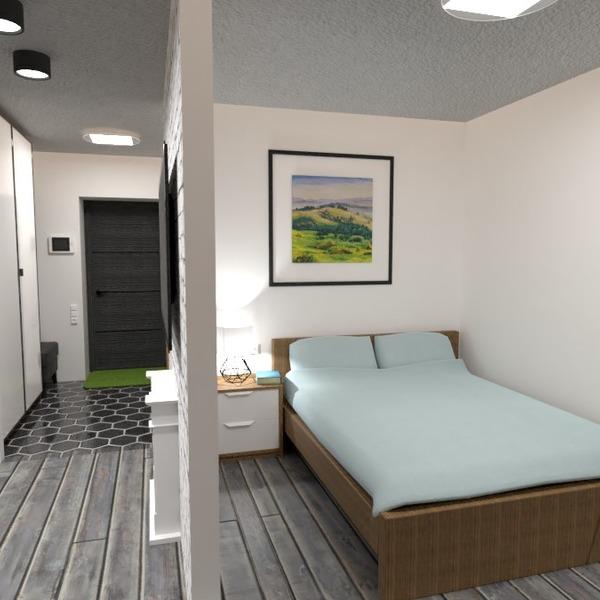 photos appartement meubles décoration chambre à coucher studio idées