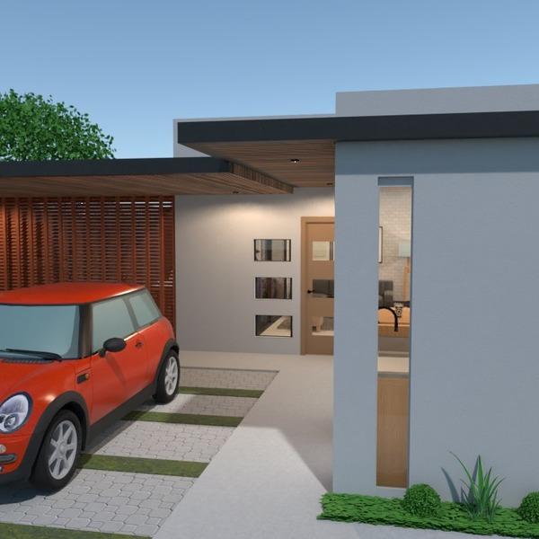 photos maison terrasse garage entrée idées