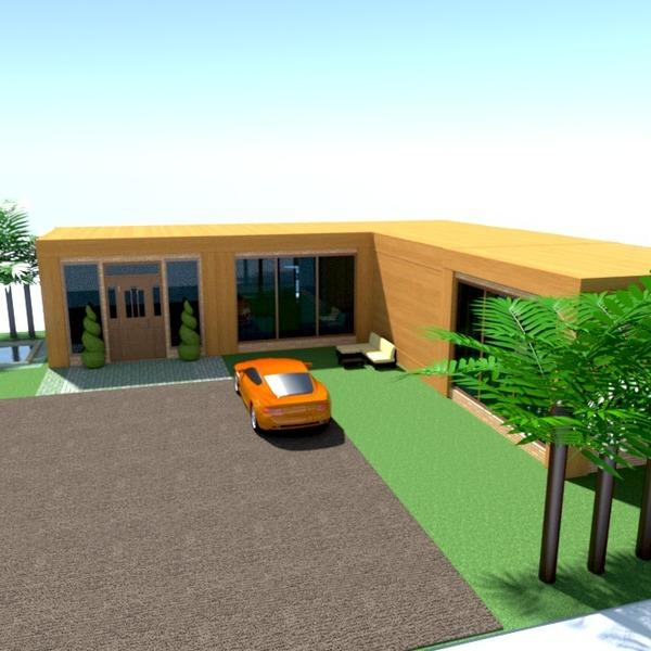 zdjęcia dom taras architektura wejście pomysły