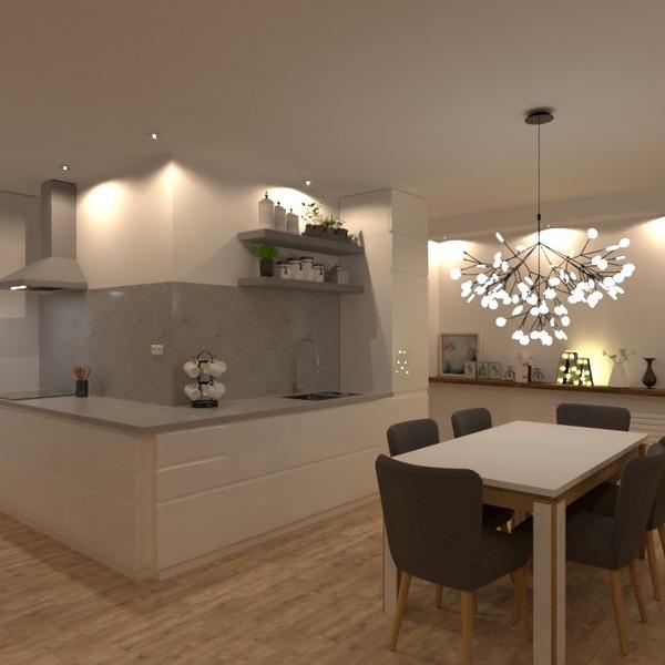 fotos apartamento mobílias cozinha sala de jantar ideias