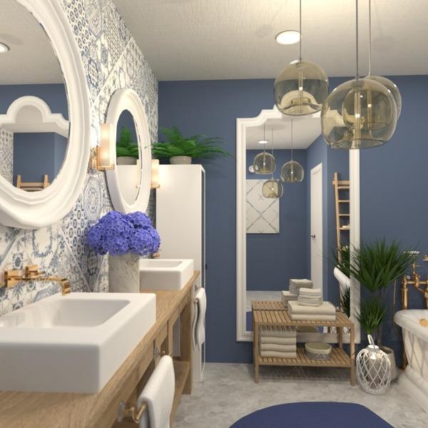 nuotraukos butas namas dekoras vonia apšvietimas idėjos