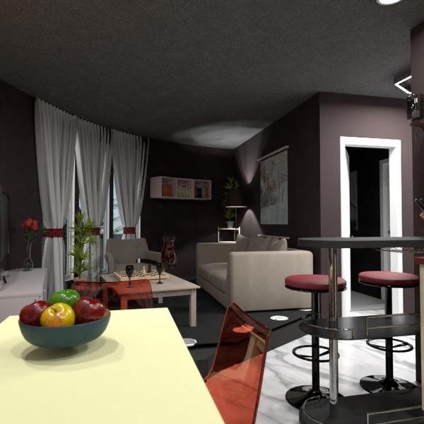 fotos apartamento quarto sala de jantar ideias