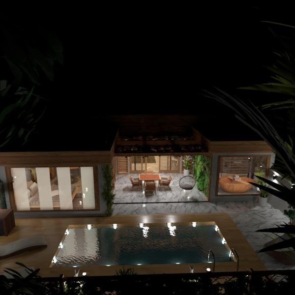 nuotraukos namas baldai dekoras eksterjeras apšvietimas idėjos