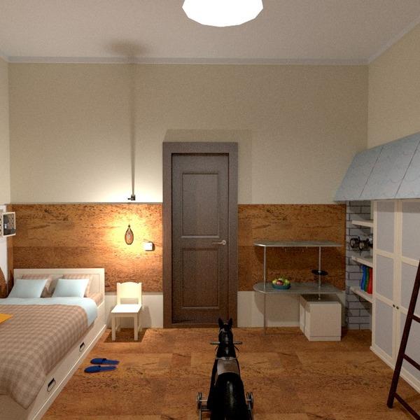 nuotraukos butas namas baldai dekoras pasidaryk pats miegamasis vaikų kambarys apšvietimas renovacija idėjos