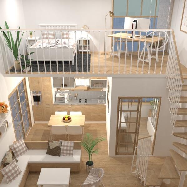 fotos apartamento decoración salón cocina comedor ideas