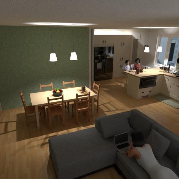 идеи квартира гостиная кухня техника для дома столовая идеи
