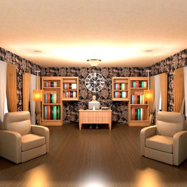 fotos apartamento casa muebles decoración despacho ideas