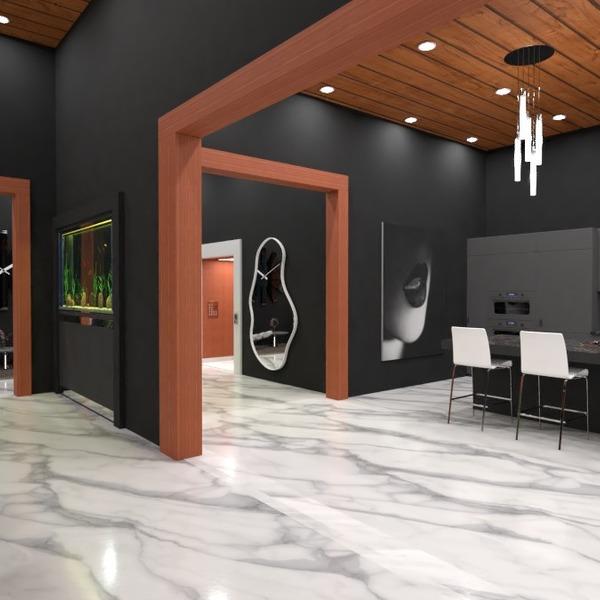 nuotraukos butas namas dekoras apšvietimas idėjos