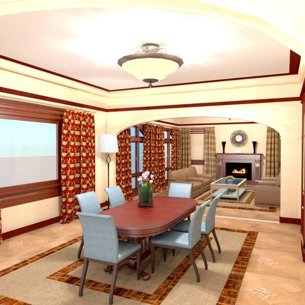fotos decoração quarto sala de jantar ideias