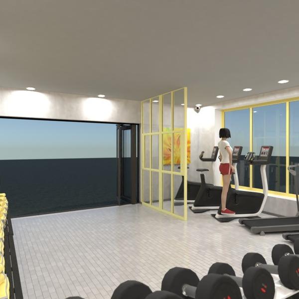 photos décoration eclairage rénovation studio entrée idées