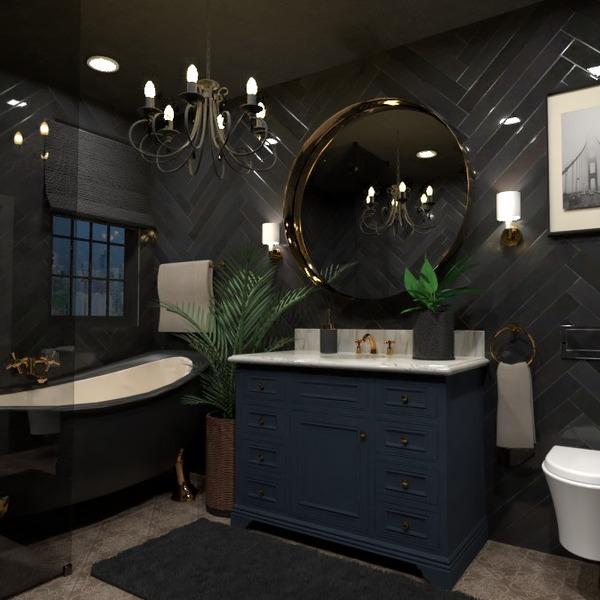nuotraukos butas namas dekoras vonia renovacija idėjos