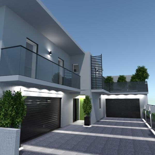 nuotraukos namas dekoras eksterjeras kraštovaizdis аrchitektūra idėjos