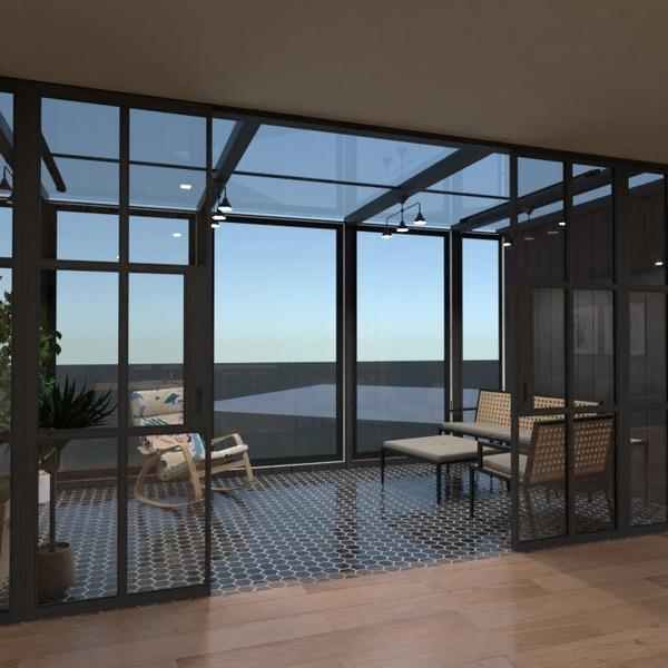 foto veranda camera da letto cameretta studio paesaggio idee